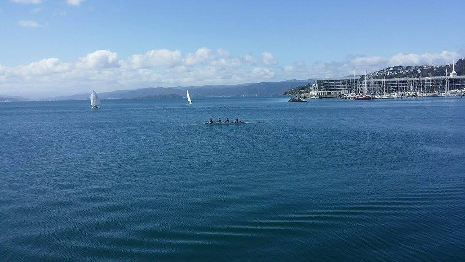 2015 Inter-Faculty Regatta, Wellington Harbour